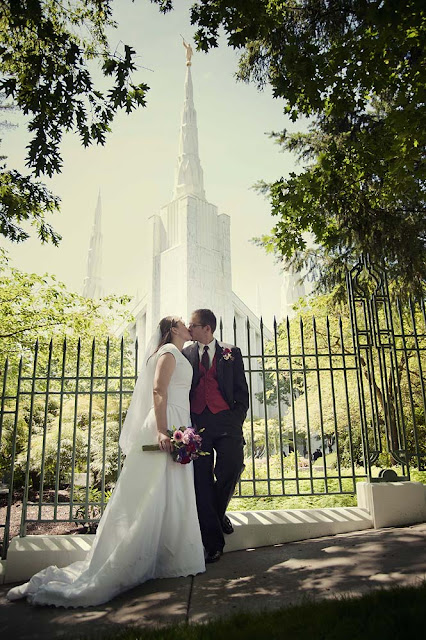 dcweddingblog17 Denise and Chad ~ Portland, OR LDS Temple Wedding Photography