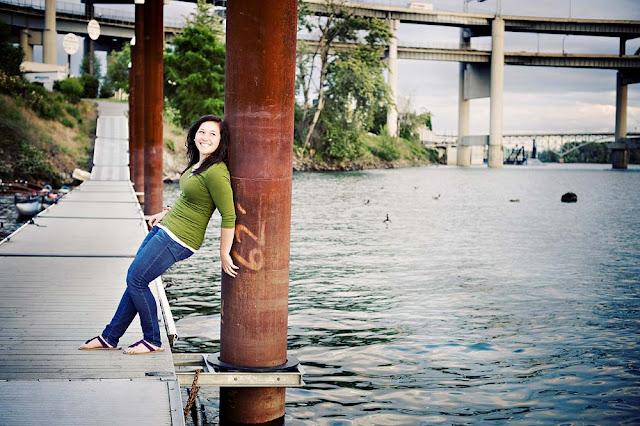 AlyssaWalhood senior023 Senior Status: Achieved ~ West Lynn, Portland, Oregon Senior Photography