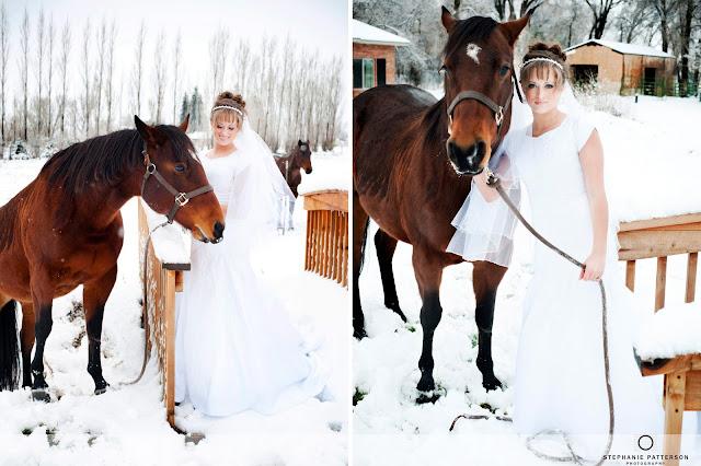 JennaBridals Blog20 Jenna ~ Winter Bridals ~ Idaho Wedding Photoraphy