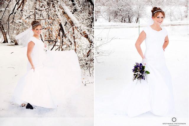 JennaBridals Blog29 Jenna ~ Winter Bridals ~ Idaho Wedding Photoraphy