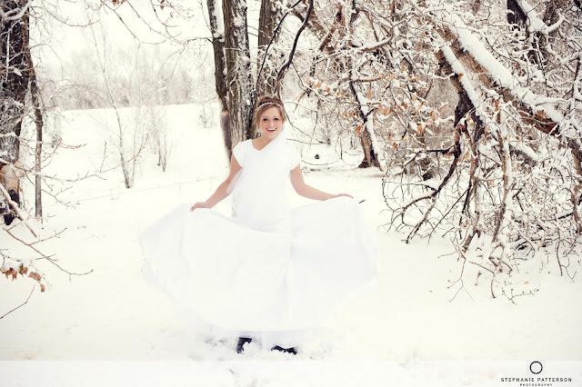 JennaBridals Blog34 Jenna ~ Winter Bridals ~ Idaho Wedding Photoraphy