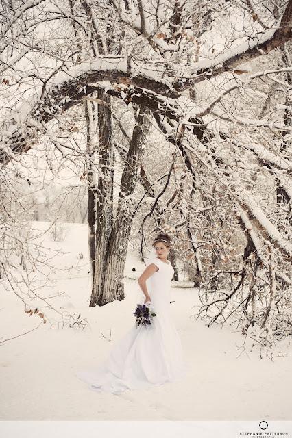 JennaBridals Blog35 Jenna ~ Winter Bridals ~ Idaho Wedding Photoraphy