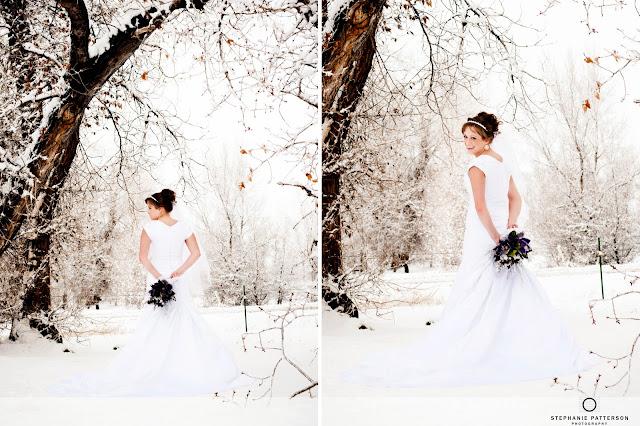 JennaBridals Blog36 Jenna ~ Winter Bridals ~ Idaho Wedding Photoraphy