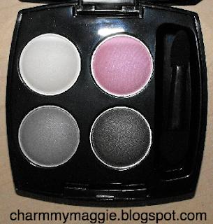 Avon smokey eyes paletta teszt – Nappal