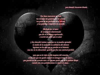 Poemas de corazones rotos adolescentes