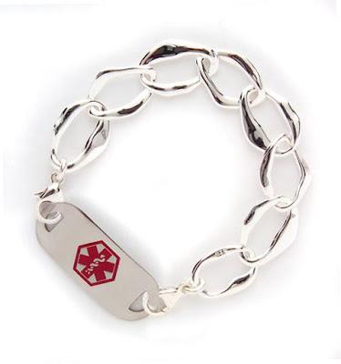 Artisan Link Silver Bracelet