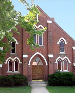 Christ Church, Dresden, Ontario