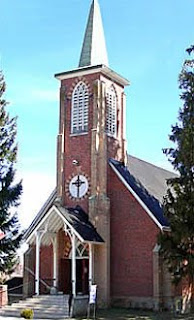 Christ Church, Markdale, Ontario