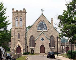 Trinity Anglican, Cambridge, Ontario