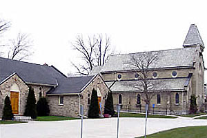 St. John the Divine Anglican, Arva, Ontario