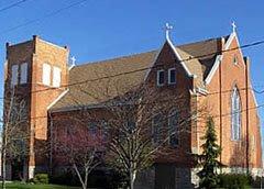St Andrew's, Tilbury, Ontario