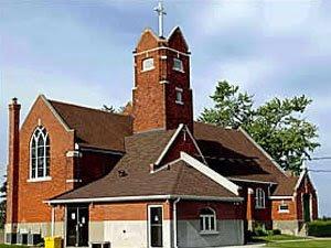 St Stephen's, Oldcastle, Ontario