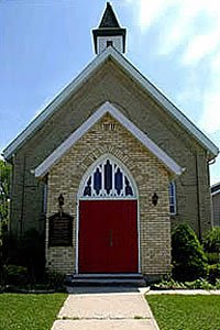 Grace Church, Ilderton, Ontario