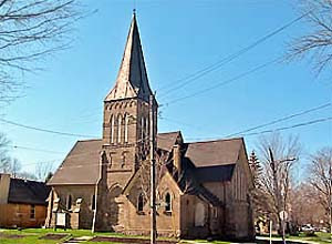 St George's Church, New Hamburg, Ontario