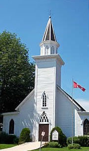 St Thomas Anglican, Seaforth, Ontario