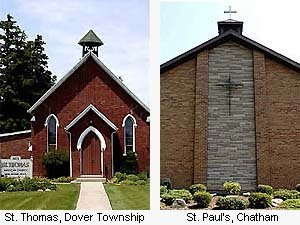 St Thomas and St Paul's, Chatham-Kent