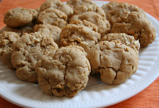 Apple Peanut Butter Cookies from Life on the Ridge Side - HoneyBear ...