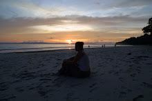 Atardecer playa 7