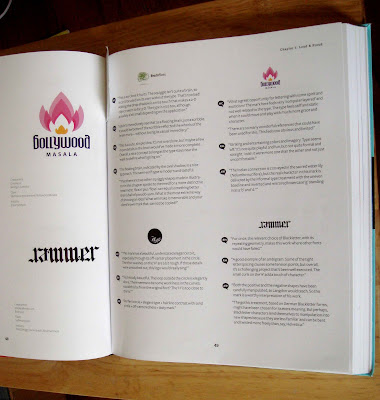 Pages 48 and 49 of Really Good Logos Explained