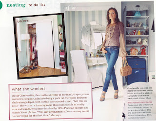 February 2007 Domino Magazine Nesting Feature