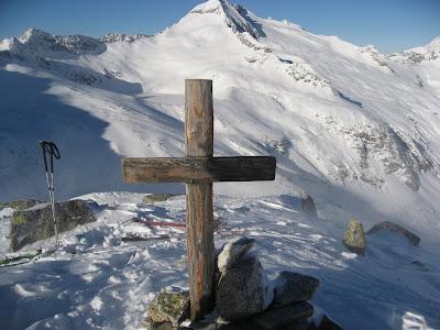 Gipfelkreuz Schüttalkopf - Ahrntal