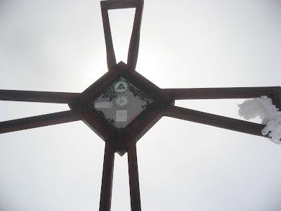 Gipfelkreuz Schneebiger Nock - Riesenferner Gruppe