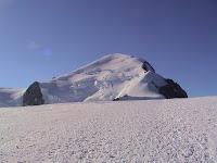 Montblanc, 4810 m – Chamonix