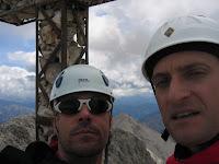 Klettersteig: Kesselgogel - Ueberschreitung Ost-West