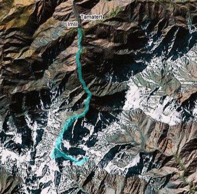Skitour auf den Toubkal