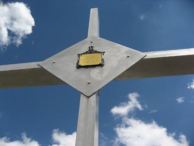 Gipfelkreuz Paresberg