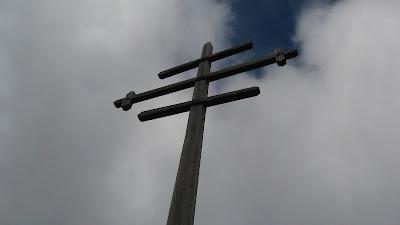 Gipfelkreuz Totenruecken - Villanderer Alm - Suedtirol
