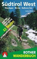 Wandern in Suedtirol - Wanderfuehrer