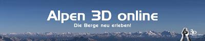 Dolomiten in 3D Realitymaps