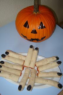 Recetas originales de Halloween DSC04285