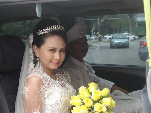 wedding kat taman bolton gombak 20/03/2010