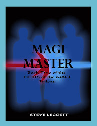 Magi Master - Book Two of the Heirs of the Magi Trilogy