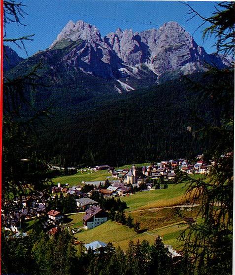 Rossitramonti la montagna e non solo piani di luzza e for Piani di fienile domestico