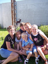 Bronson, Kristy, Landon,Mckenna,Tyler,and Logan