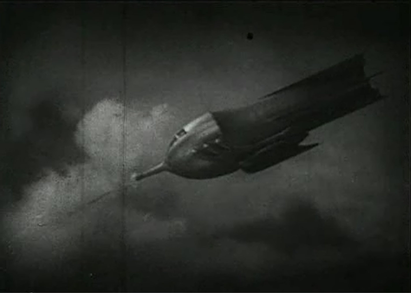 One of Max Teller's favorite flying thing from the Flash Gordon T.V. show, the rocket ship. www.salemhousepress.com