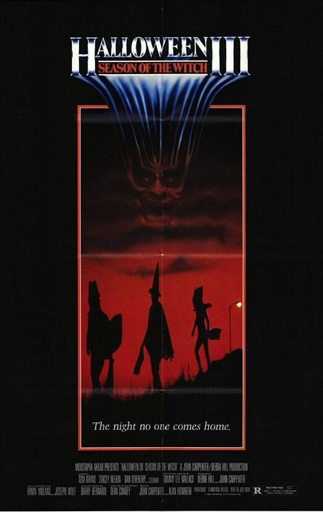 A controversial film for many horror fans, Halloween III is probably the ...