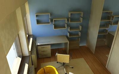 concept mobilier tineret