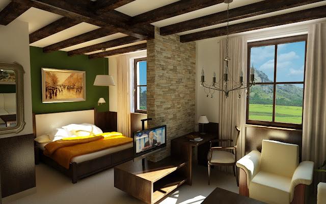 design interior hotel