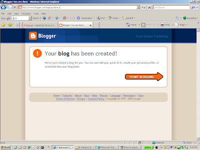 Use Blogger to Enhance your Cold Calling Strategy