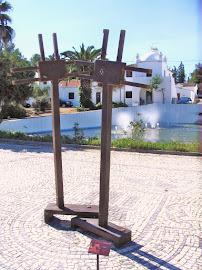 Escultura para Serpa