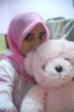 with my princess bear :D