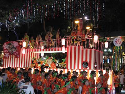 Singapur Se Acerca El Desfile Chingay