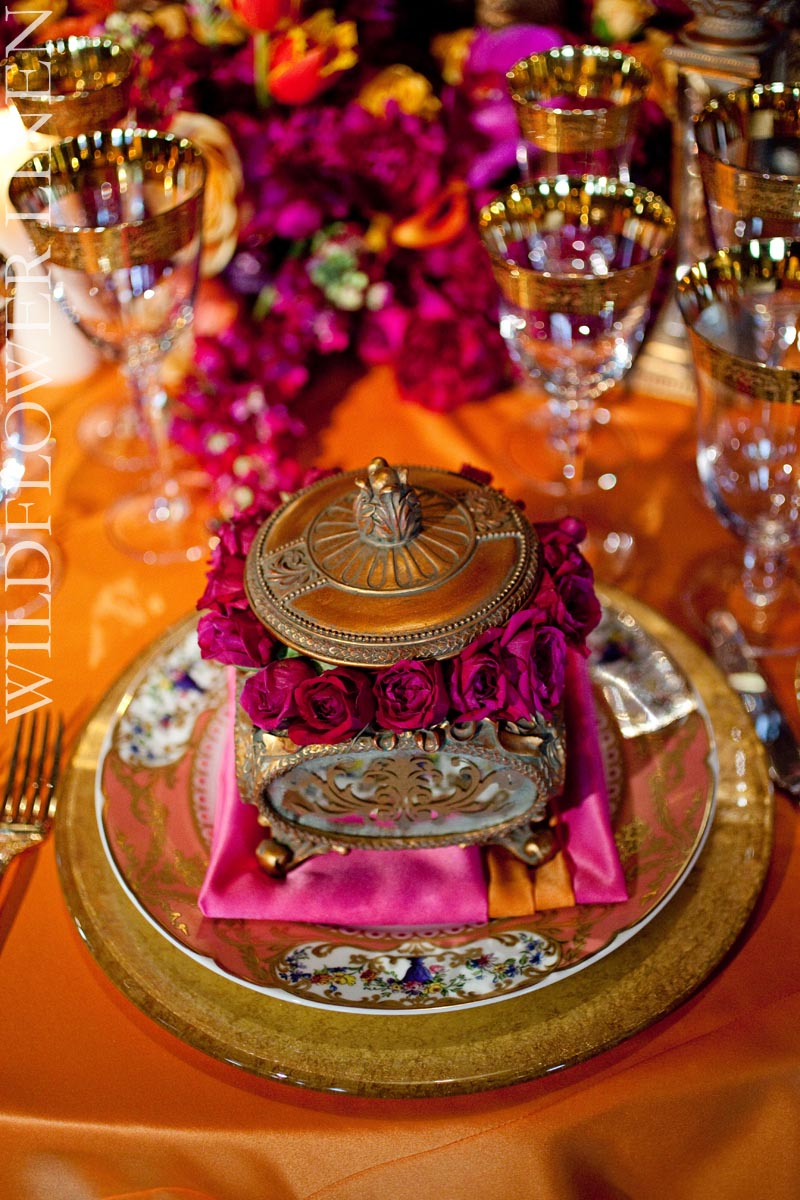 pink and orange wedding ideas wildflower linens. Black Bedroom Furniture Sets. Home Design Ideas