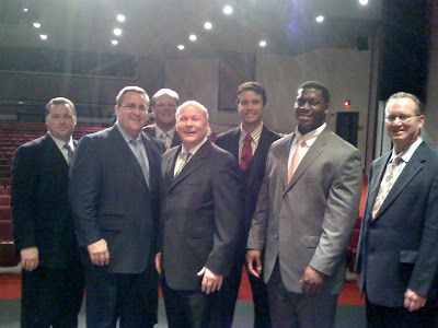 Ministers at Mid-Winter Conference - www.mylesyoung.com