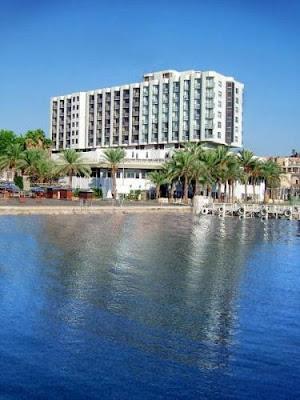 Caesar Hotel in Tiberias