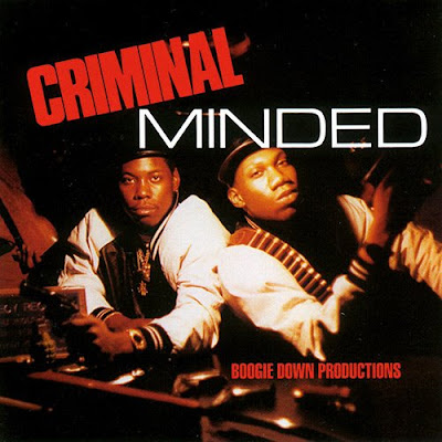 Boogie Down Productions - Criminal-Minded (Instrumental)